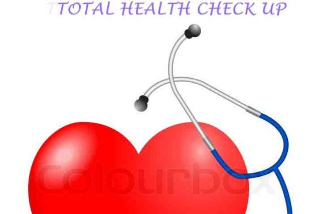 Total health check up